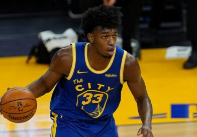 James Wiseman: Golden State Warriors center has surgery on meniscus injury and will miss rest of NBA season