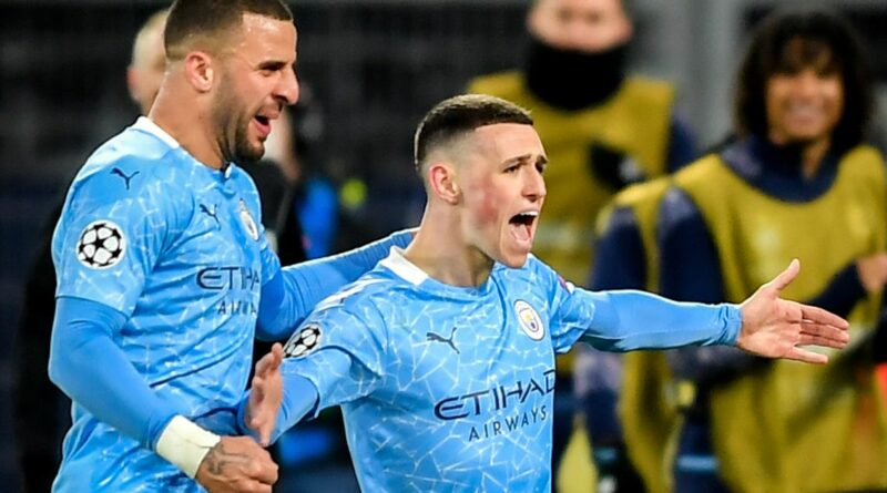 Phil Foden's Man City wages set to more than triple with bumper new contract