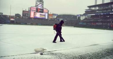 Rockies postpone Friday night's game vs. Mets due to snow, reschedule for Saturday doubleheader – The Denver Post