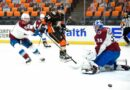 Backup goalie Jonas Johansson gets first career shutout in Avalanche's 2-0 win at Anaheim
