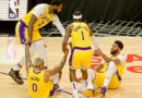Anthony Davis got injured again, and it's getting late early for the Lakers