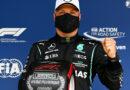 Bottas keeps Hamilton waiting for 100th pole