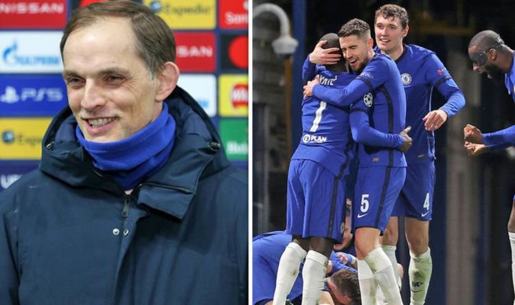 Chelsea boss Thomas Tuchel's top transfer target emerges after brilliant Real Madrid win