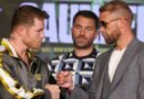 Expect a contrast of techniques as Saunders tries to upset 'Canelo'