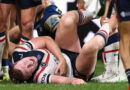 Hutchison in hospital scare as cursed Roosters fall to Eels