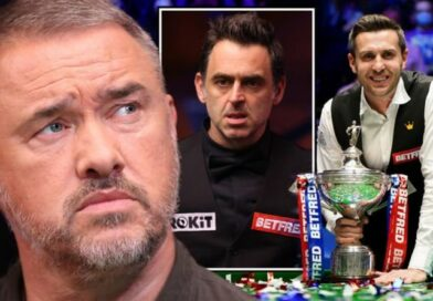 Stephen Hendry has Ronnie O'Sullivan and Mark Selby theory after Rocket sets record target