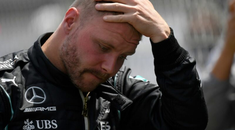 Valtteri Bottas rubbishes Mercedes mid-season F1 exit report: 'There's only one team that does that'