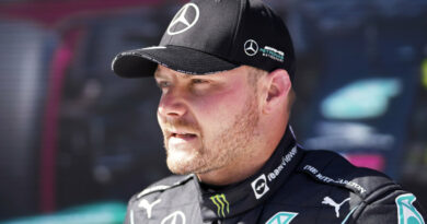 'Trying to screw you over': Bottas unhappy with penalty as Verstappen takes pole