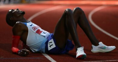 Sir Mo Farah faces Tokyo Olympics heartbreak after disappointing 10,000m return