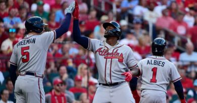 Braves can win NL East to salvage season from hell, and it wont even take that much