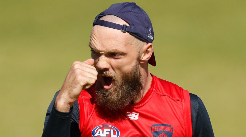 'Can't allow him a free run': Dogs weigh physical approach to curb Gawn