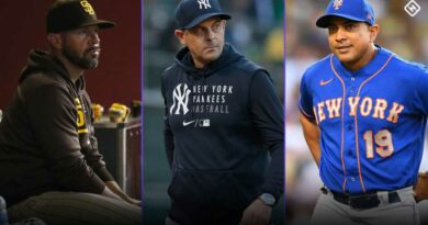 Aaron Boone, Jayce Tingler top list of MLB managers on hot seat as 2021 season nears end