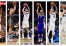 Where does J.J. Redick rank among the NBA's all-time greatest shooters?