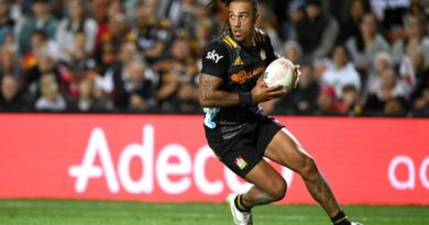 'I'm in absolute pieces': Wife's heartbreaking tribute to rugby star Sean Wainui