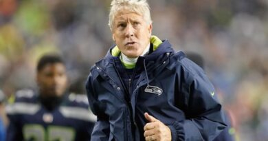 Seahawks coach Pete Carroll: 'I probably wouldn't have been here a long time' without Russell Wilson