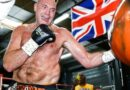 Tyson Fury's promoter names two potential opponents for Gypsy King's next fight